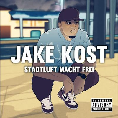 """DEF!NITION OF FRESH : Jake Kost - Stadtluft Macht Frei...Today the Portland artist drops off his long awaited album, Stadtluft Macht Frei - ten tracks deep also featuring El Ay, Michael Zoah, and Denzel Ryley. Stadtluft Macht Frei is German for """"the city air makes you free"""" and is a fitting title as Kost's new project is defintely a breath of fresh air in today's rap climate."""