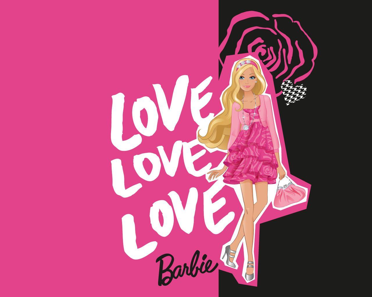 Barbie barbie barbie wallpaper 31795209 fanpop barbie barbie barbie barbie wallpaper 31795209 fanpop voltagebd Choice Image