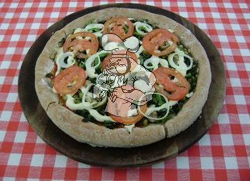 pizza fake - tati girasole e carlinha   Nutricionista Rodolfo Peres