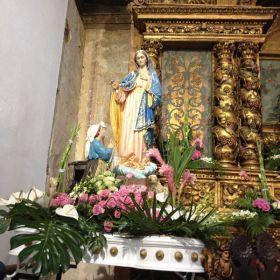 Img 2982 Decoracao Arranjos De Flores Igreja