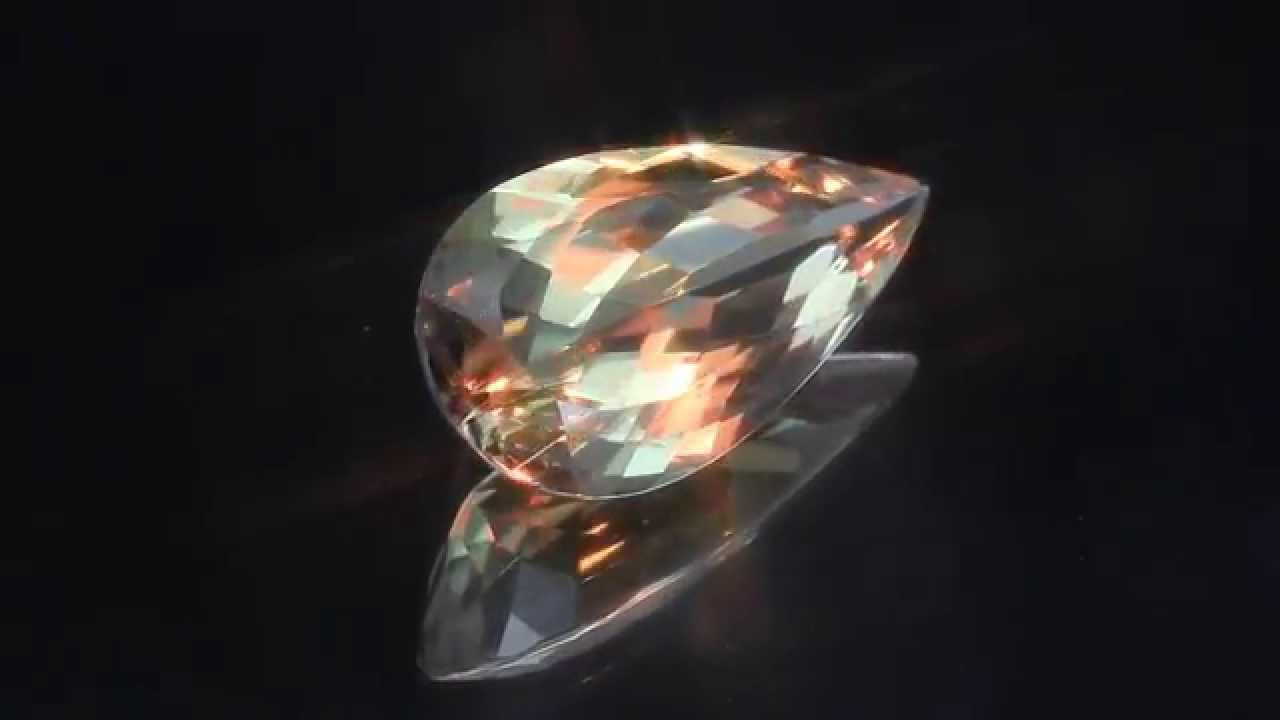 18.35 Carat Pear Cut Zultanite® from GemGuys®