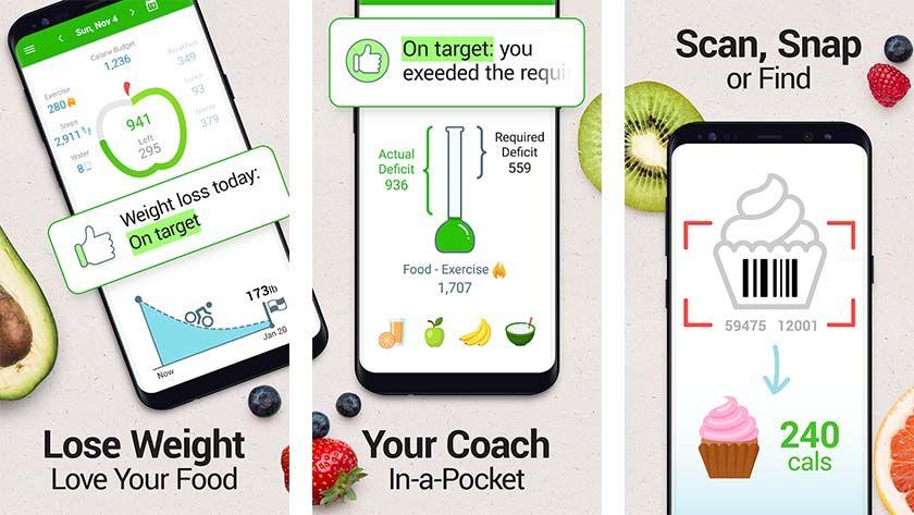 Mynetdiary Screenshot April 2019 In 2020 Nutrition App Diet Apps Best Nutrition Apps