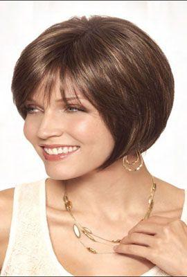 Cool Bobs Fine Hair And Bob Haircuts On Pinterest Hairstyles For Women Draintrainus