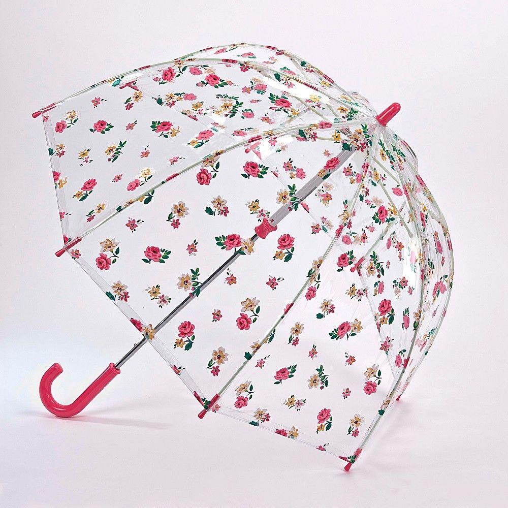 Clear Funbrella Hampstead Ditsy
