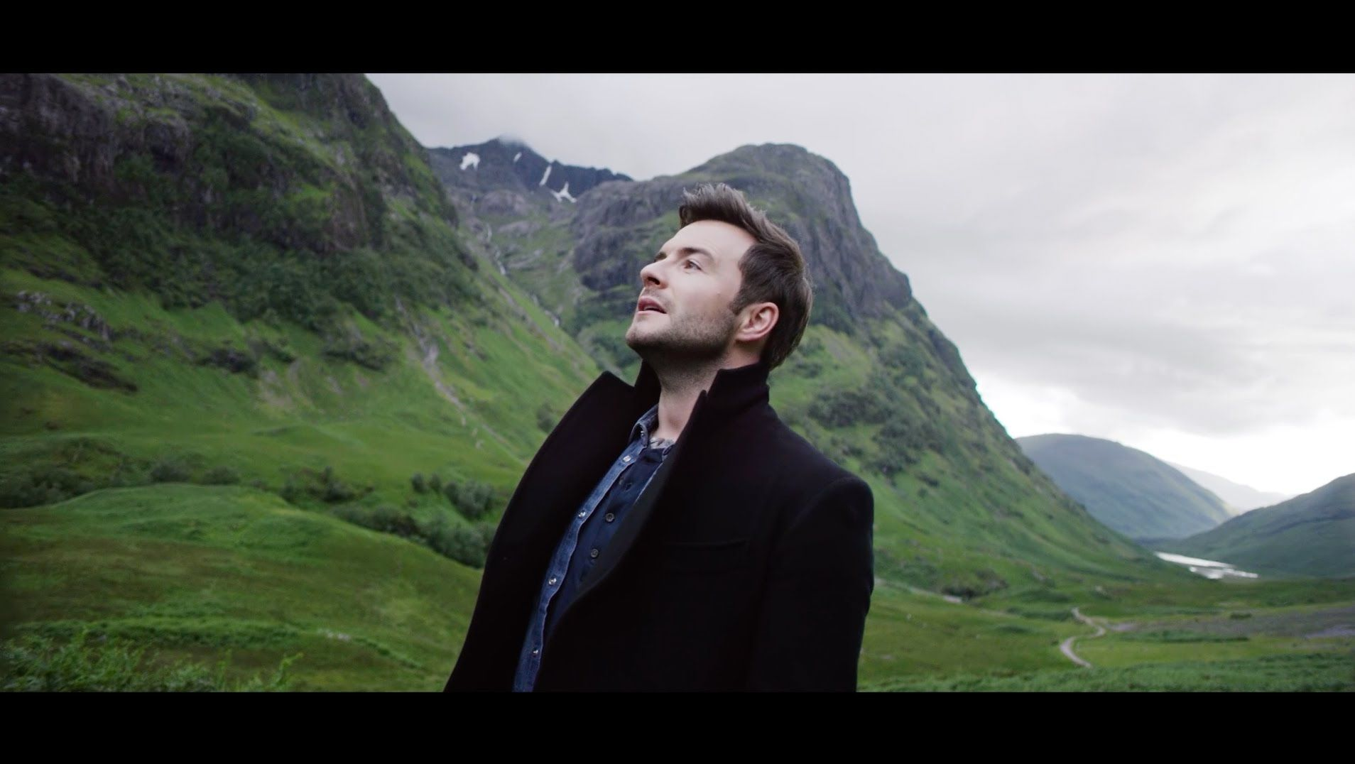 Shane Filan - Me And The Moon   Music (in English)   Shane