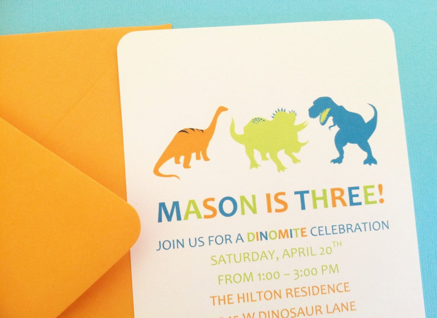 Dinosaur birthday party invitation by littlemavens on etsy 200 dinosaur birthday party invitation by littlemavens on etsy 200 stopboris Images