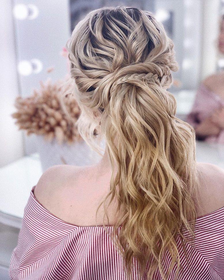 Stunning Ponytail hairstyle