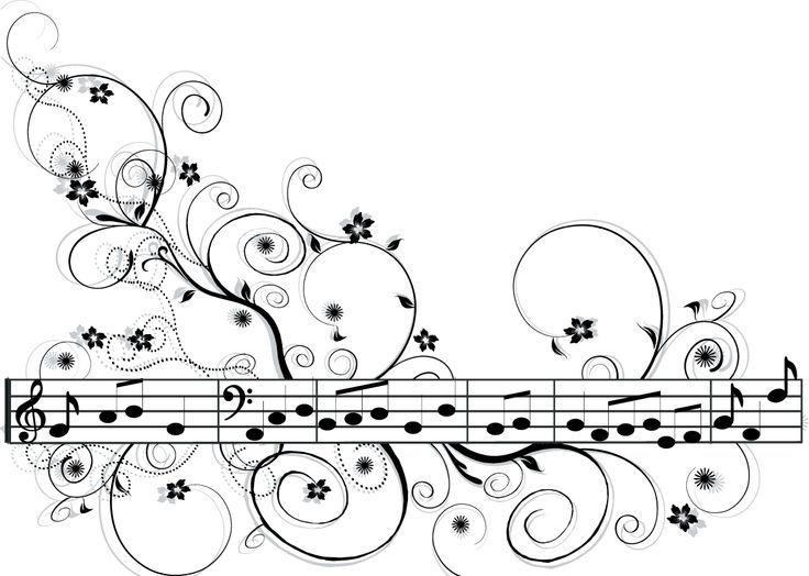 Pintar Nota Musical Desenho Imagens Musicais Desenhos Musica