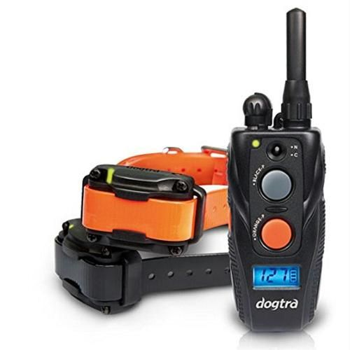 Dogtra 1 2 Mile 2 Dog Compact Remote Training Collar System