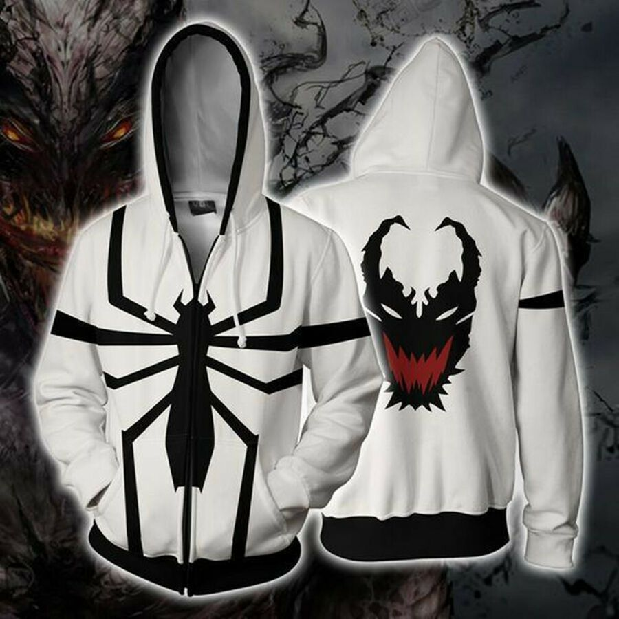 New Deadpool Hoodie 3D Animation Clothes Cosplay Coat