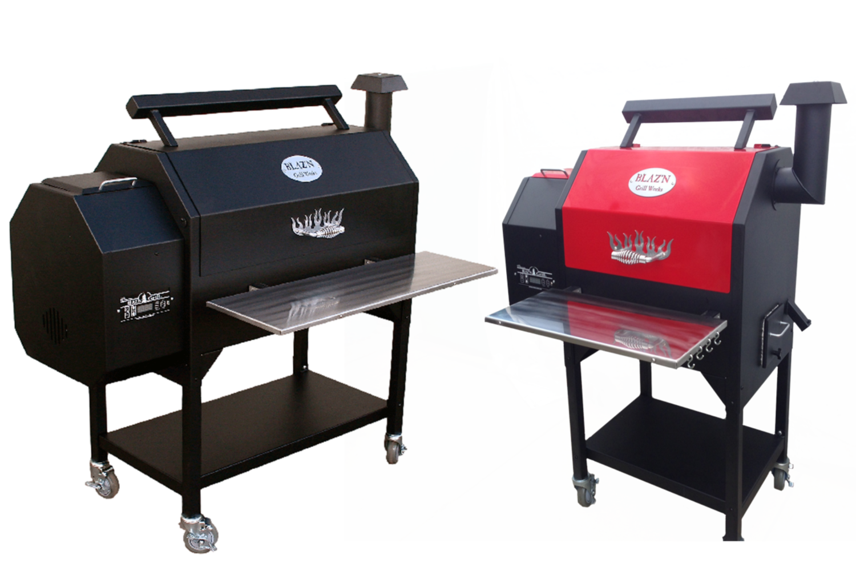 Blaz'n Grill Works   Grilling, Wood pellet grills, Outdoor ...