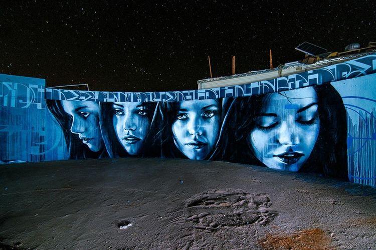 christina-angelina-night-mural
