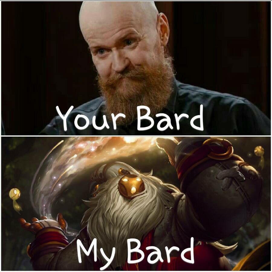 Bard League Of Legends Alexander Bard And Bard Bard League Of Legends League