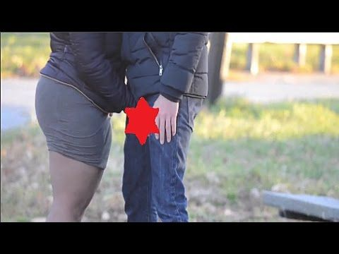 Kissing pranks gone sexually wrong