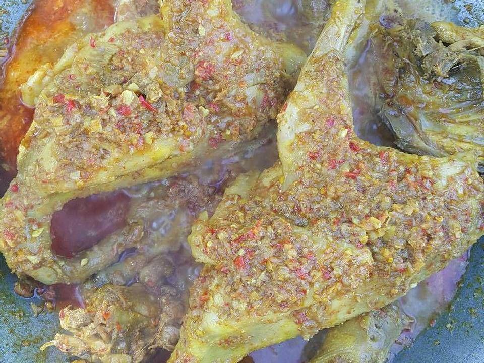 Resep Ayam Betutu Juara Harus Recook Oleh Xander S Kitchen Resep Resep Makanan Makanan Dan Minuman Resep Ayam