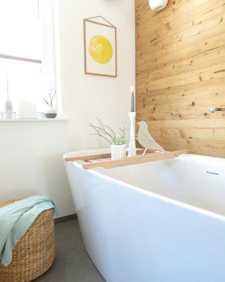 Samstag Abend Ist Die Beste Zeit Fur Wellness Und Entspannung Zu Hause Wir Nehmen Jetzt Ein Bad Und Denken Uber Neue Dekorat Grosse Badezimmer
