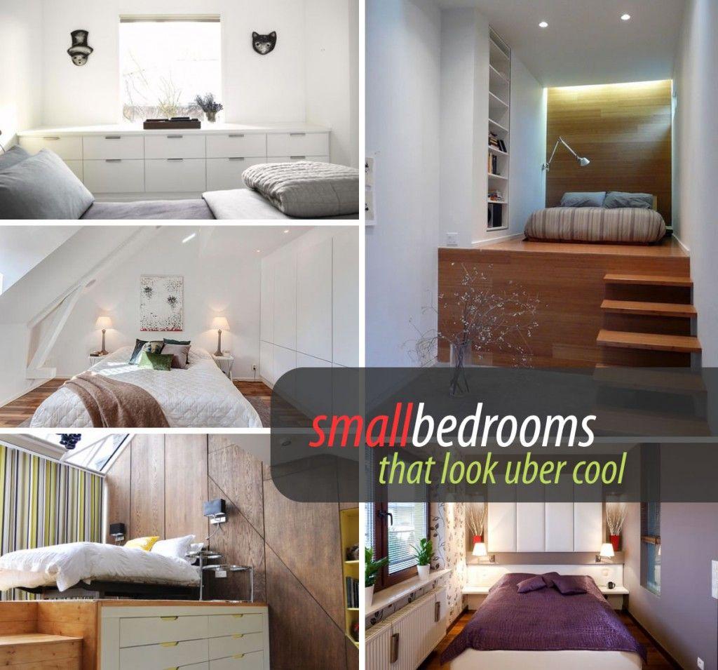 Peque os dormitorios 01 dormitorios pinterest - Aprovechar espacio dormitorio ...