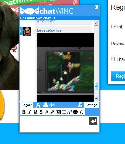 Chatwing Website Group Live Chat Plugin Chat room, Chat