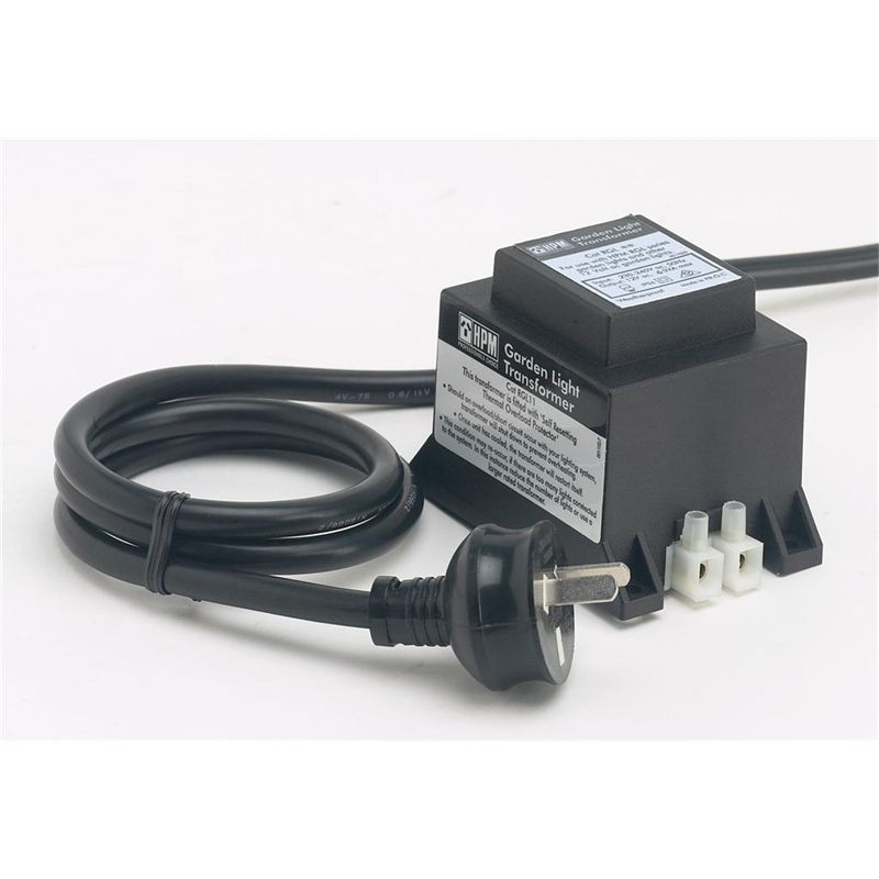 Hpm 12v 60w garden light transformer bunnings 30 lighting hpm 12v 60w garden light transformer bunnings 30 mozeypictures
