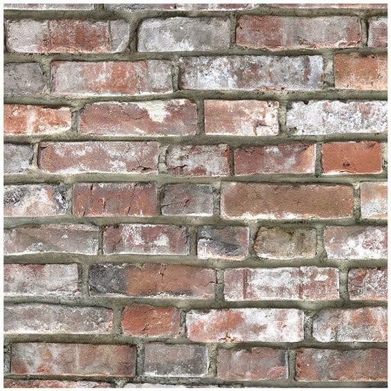 Kuchenruckwand 296 Cm X 58 5 Cm Old Bricks D2111 Bril