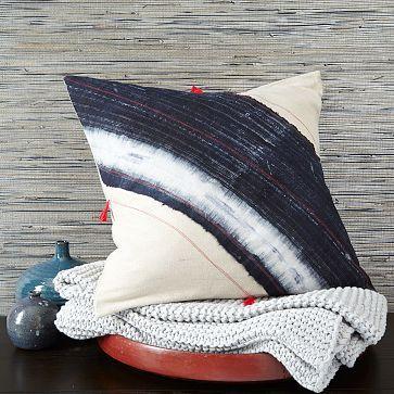 Thai Fabric Pillow Cover | west elm