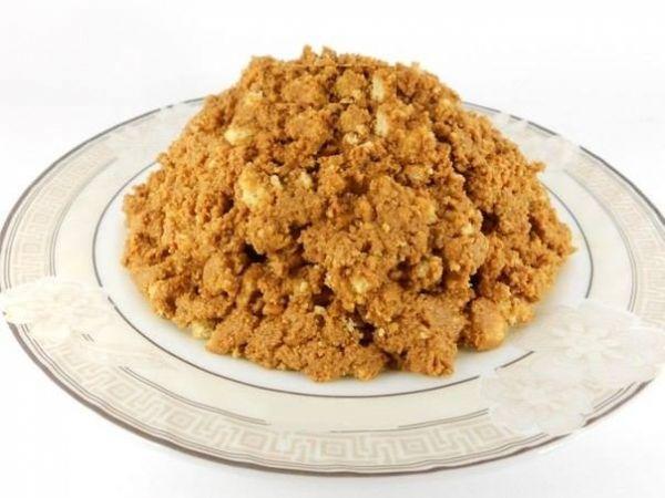 """Рецепт Торт """"Муравейник"""" за 10 минут.�Это вкусный и быстрый в приготовлении тортик без выпечки из минимума продуктов. Готовится он буквально за 1..."""