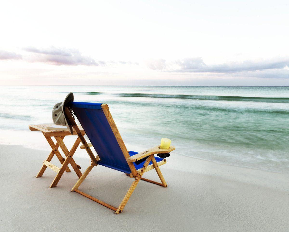 Outer Banks Chair Wooden beach chairs, Beach chairs