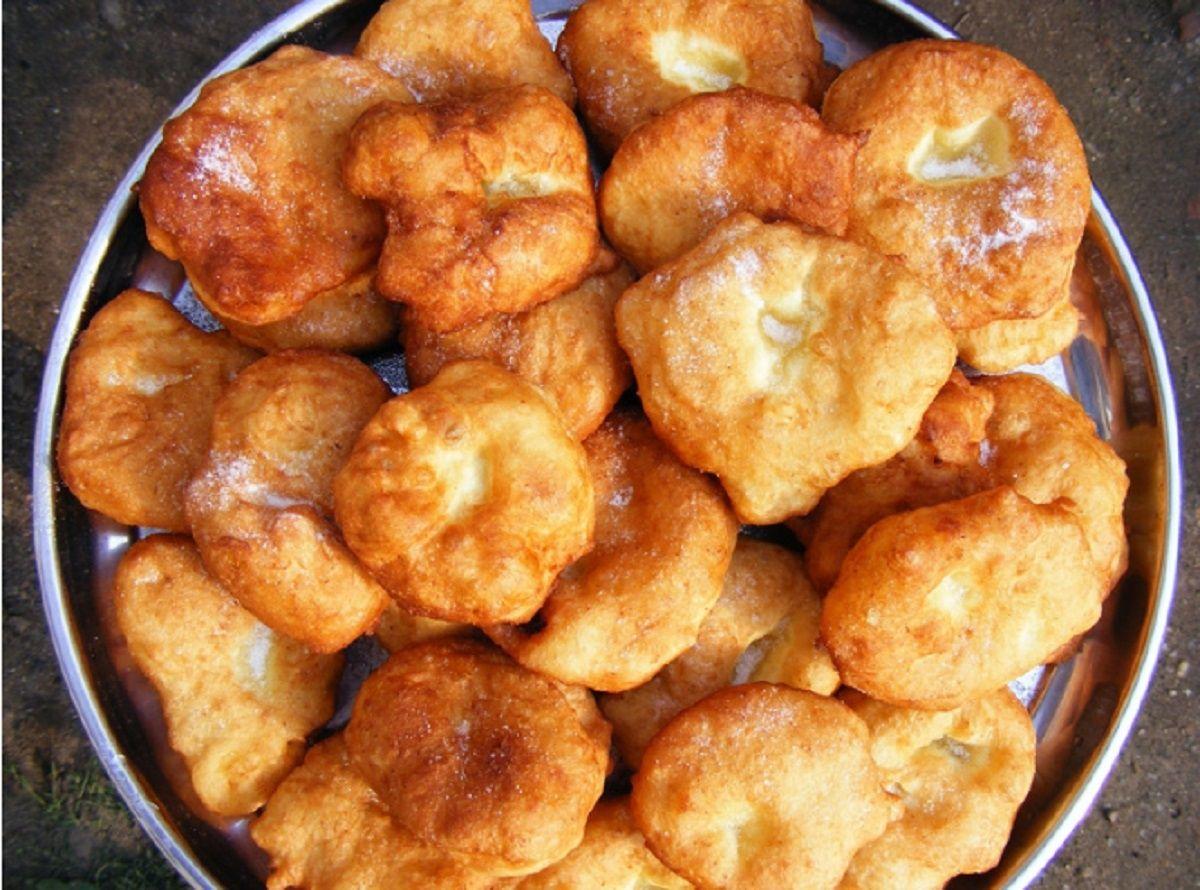 Beignet De Brocolis Au Four recette : beignets aux pommes d'antan | recette beignet aux