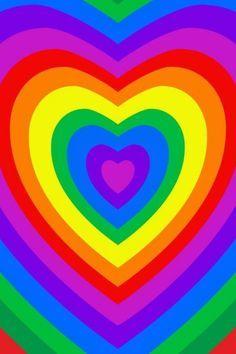 Indie/Kidcore Rainbow Wall Collage | Rainbow | 50