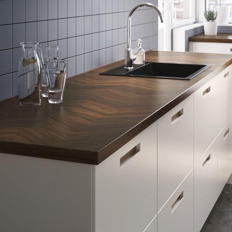 Plan De Travail Barkaboda Par Ikea Cuisine Ikea Idée