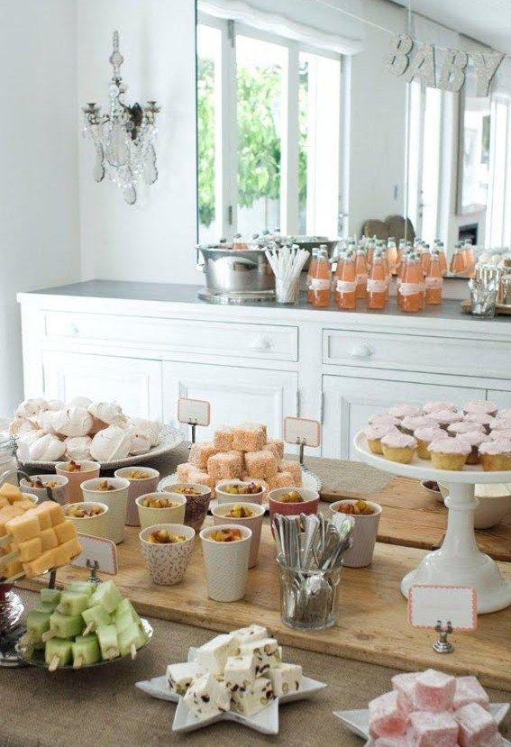 euro style baby shower with a vintage twist guest feature bridal rh pinterest com
