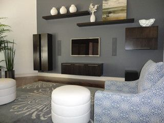 Modern Family Room Contemporary Family Room Phoenix By S Interior Design Living Room Color Schemes Color Palette Living Room Living Room Colors