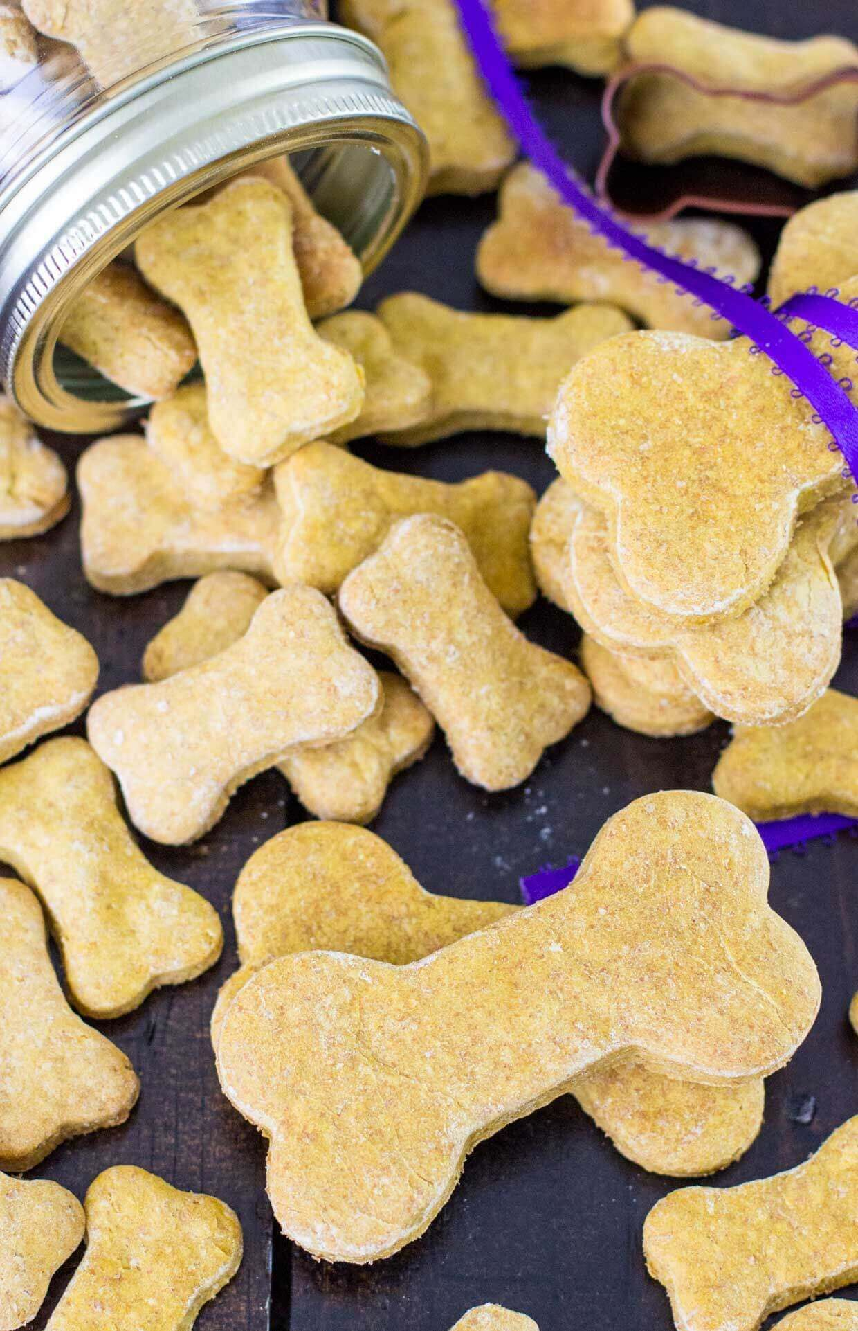 Homemade Dog Cookies Sugar Spun Run Dog Cookie Recipes