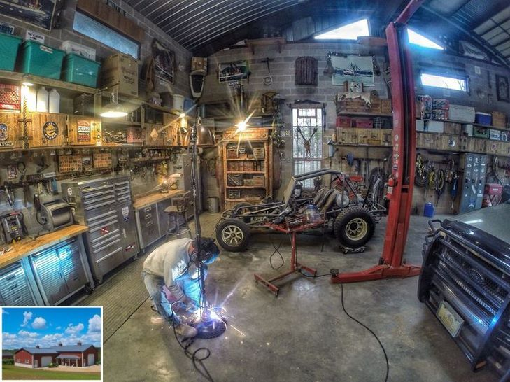 Photo of Advice and Tips For Building an Amazing Garage Shop. #garageshop #garage #worksh…