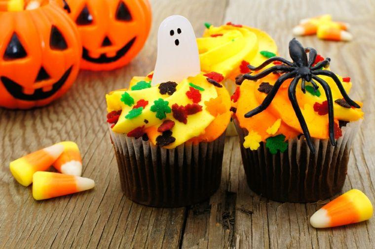 Biscotti Bambini ~ Ricette halloween per bambini muffin zucca decorazioni festa