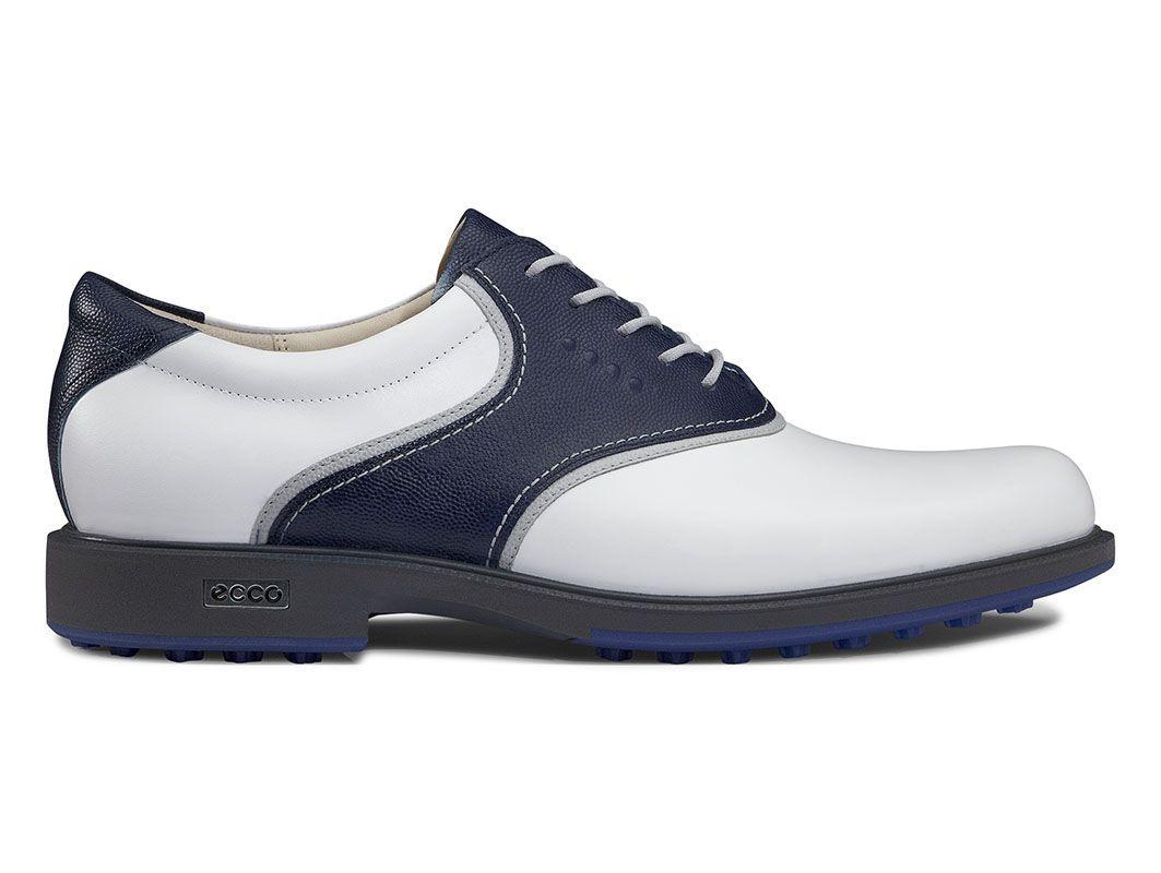 ECCO Mens Tour Hybrid Saddle | Mens Golf Shoes | ECCO USA