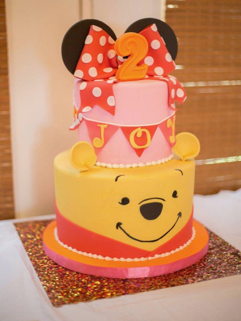 25+ Inspired Photo of Winnie The Pooh Birthday Cake | birthday cake ...