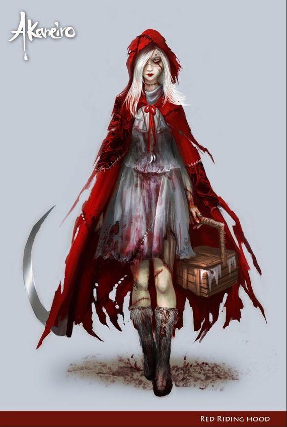 Red Riding Hood  004.jpg (570×847)