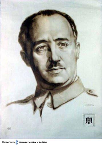 [Franco] :: Cartells del Pavelló de la República (Universitat de Barcelona)