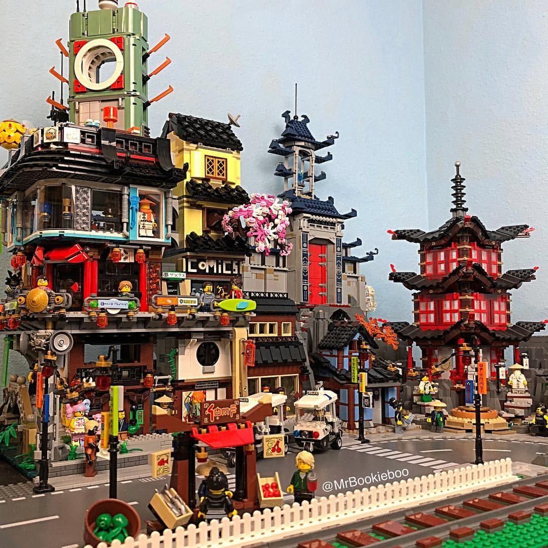 Ninjago City Beninja Legoninjagomovie Legoninjago Ninjago Lego Legogoals Lego Ninjago City Lego Architecture Lego Pictures