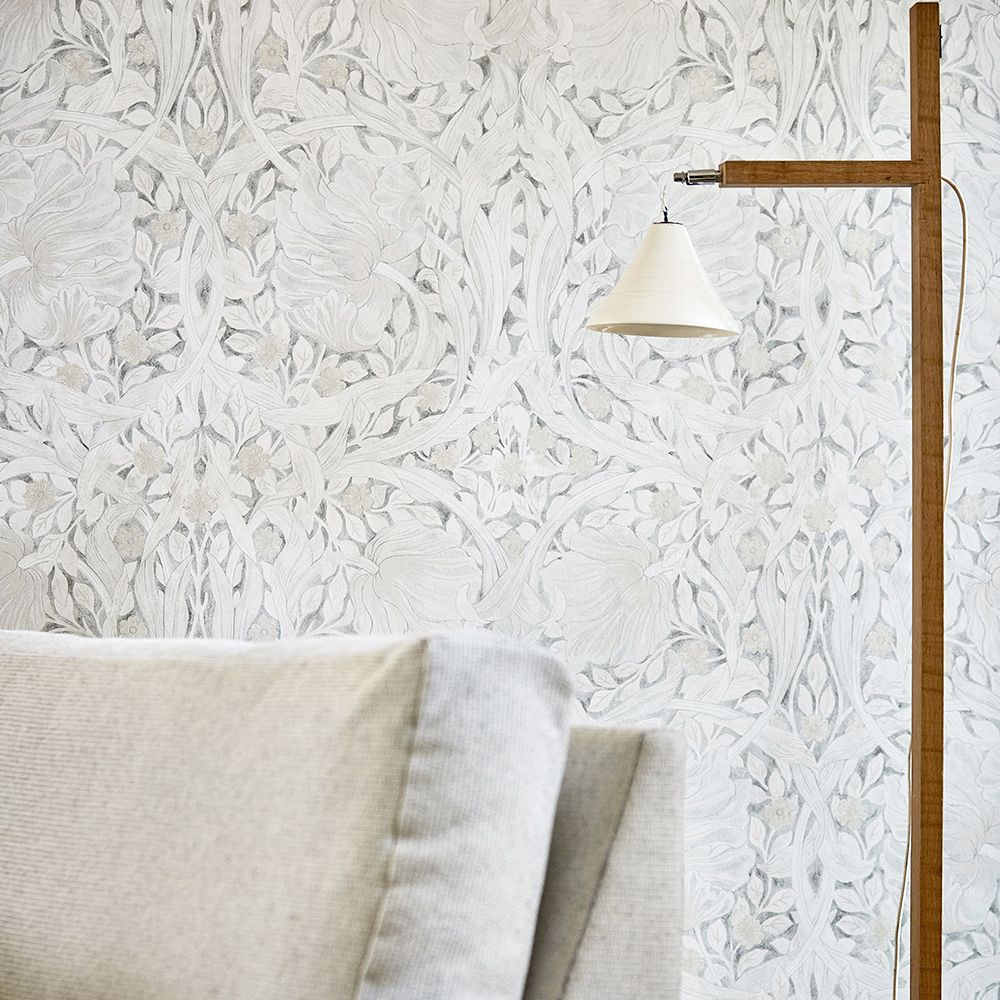 Pure Pimpernel By Morris Black Ink Wallpaper 216539 In