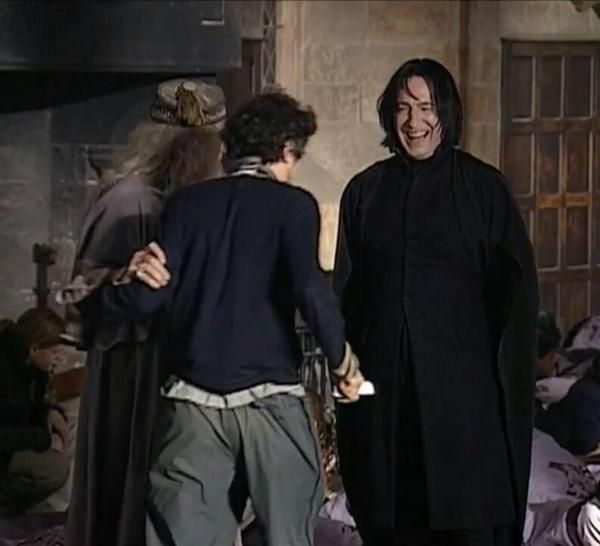 harry potter behind the scenes -