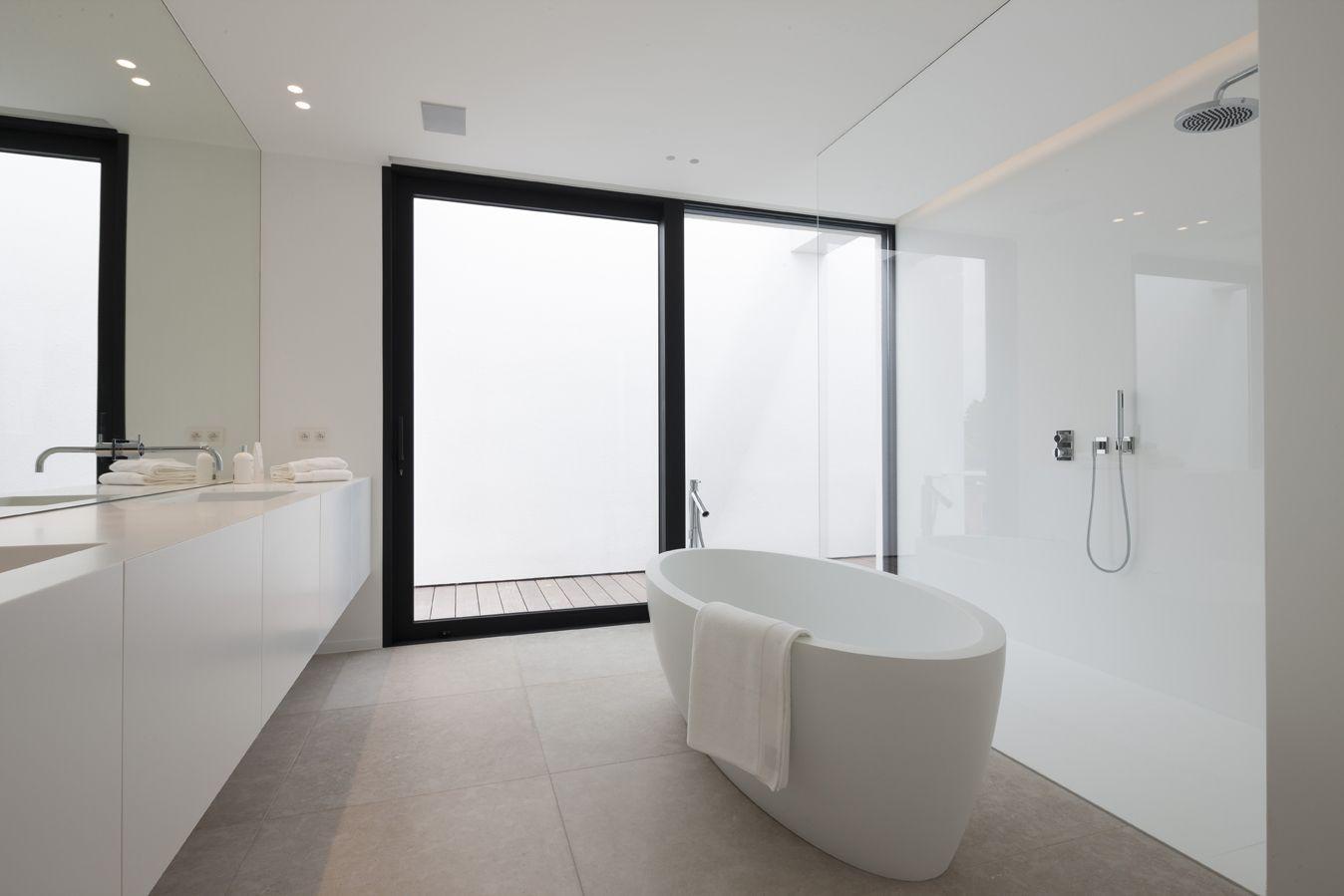 Kijkwoning bathroom by ar architectuur en interieurprojecten