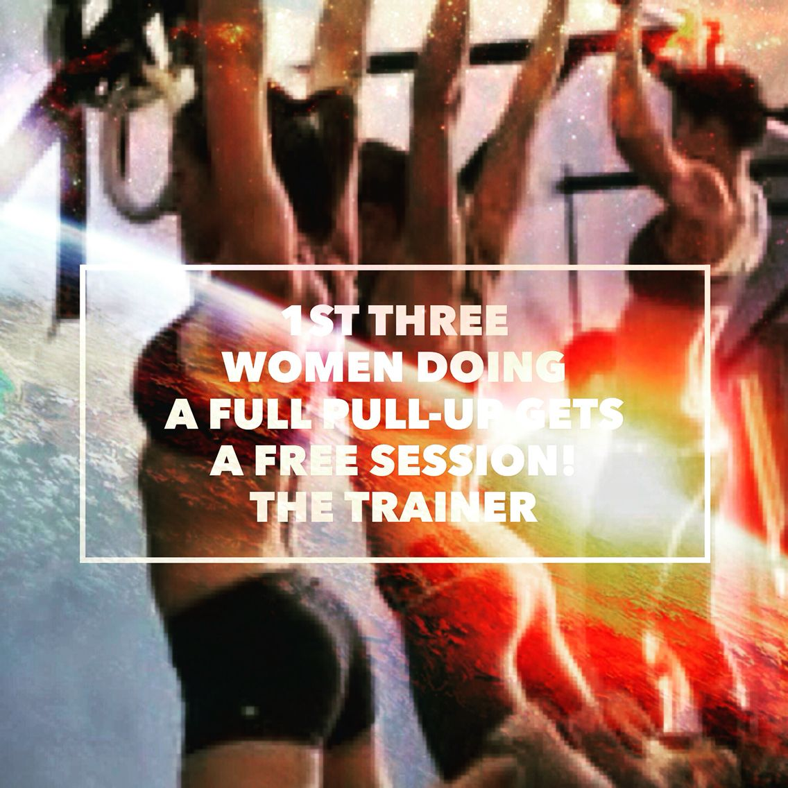 The first 3 women doing a full pull-up this year gets a free session. The Trainer http://www.thetrainerhoodriver.com #thetrainer #hoodriver#personaltrainer #functionaltraining #functionaltrainer#rusticparkour #insideoutfitnesshoodriver #ultramarathon #fit