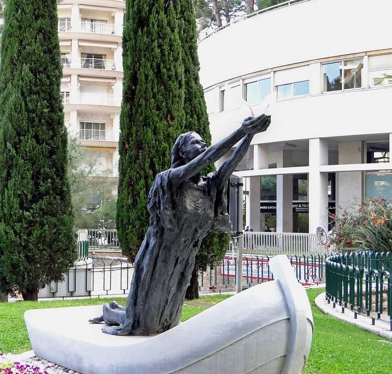 Sainte Dévote, de la Patellière