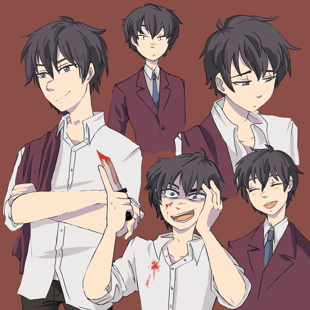 Pin by DupainCheng on Corpse Party