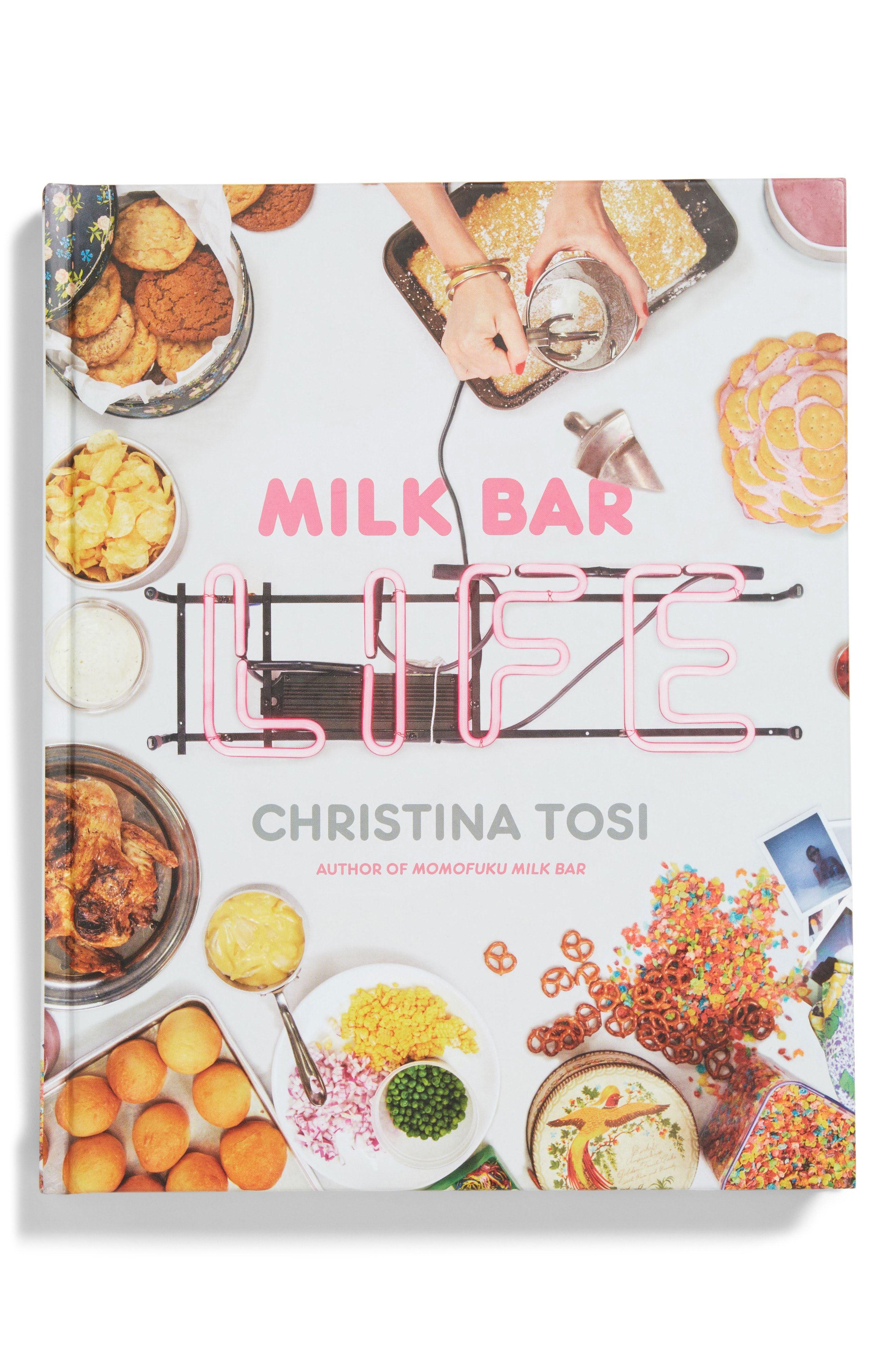 Milk bar life cookbook milk bar momofuku milk bar