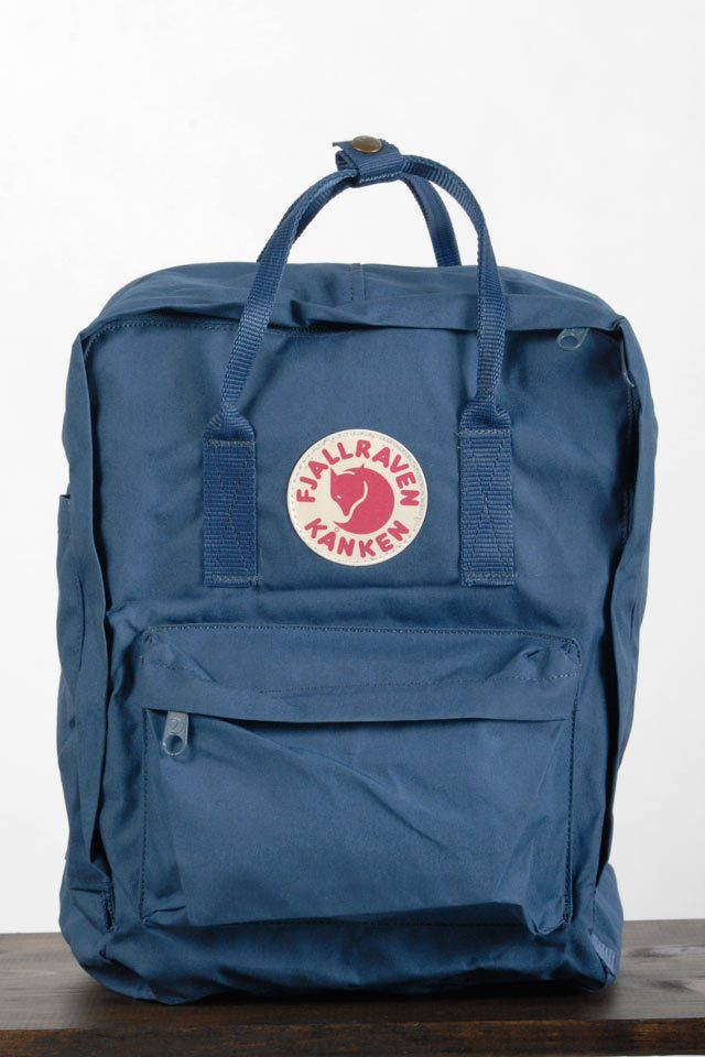fjallraven kanken rucksack uncle blue