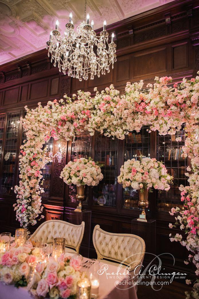 Cherryblossom Archway Wedding Decor Casa Loma Arab Weddings