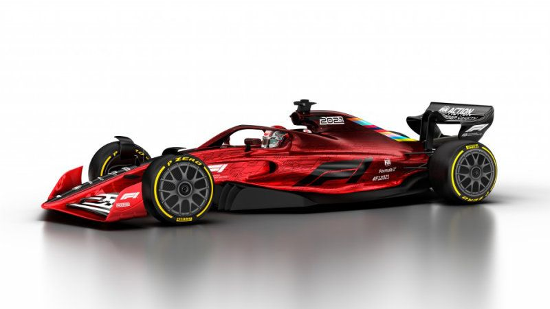 2021 F1 Race Car Rules Designed To Improve Competition Racing Ferrari F1 Ferrari